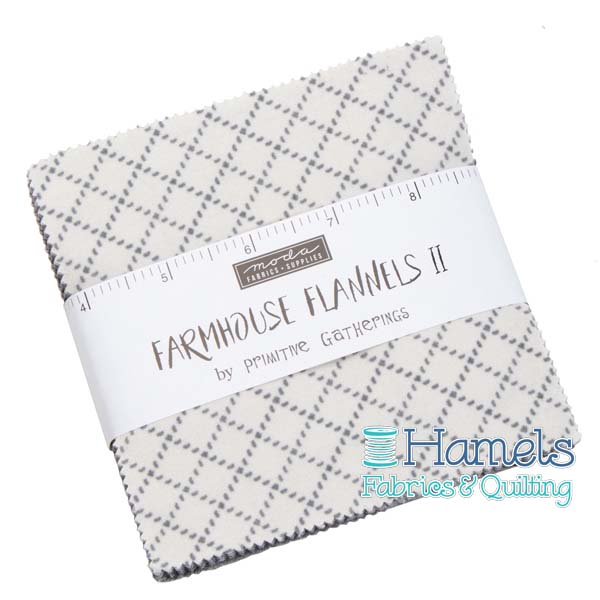 Farmhouse Flannels II Charm Pack