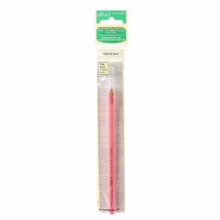Water Soluble Pencil Pink