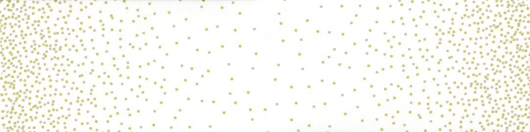 Ombre Confetti Metallic - Off White - 510807M-332