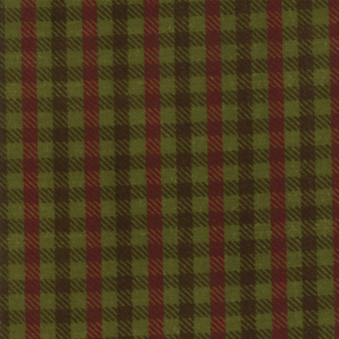 Wool and Needle VI Flannels - 51255F-17