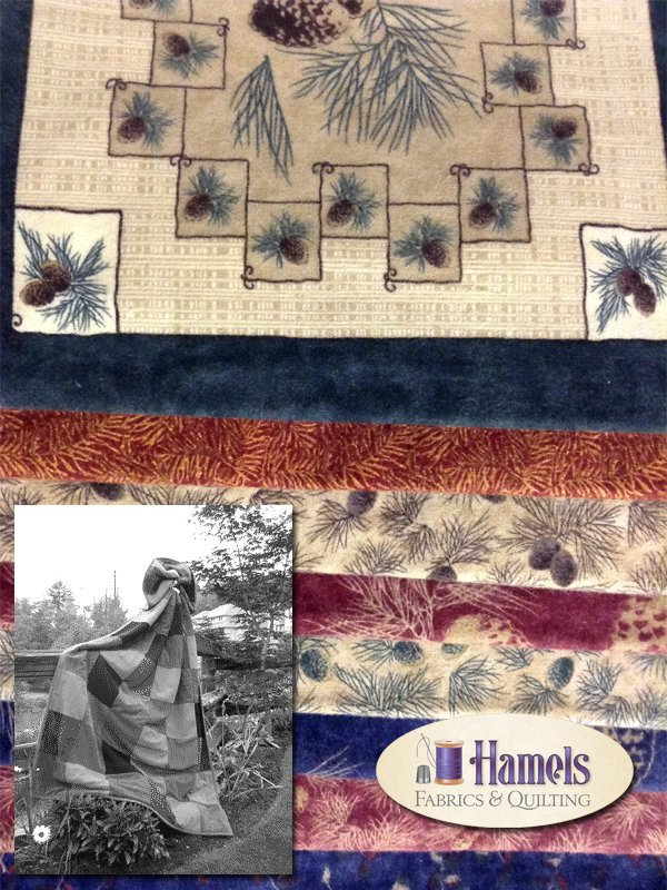 Autumn Twilight Quilt Kit