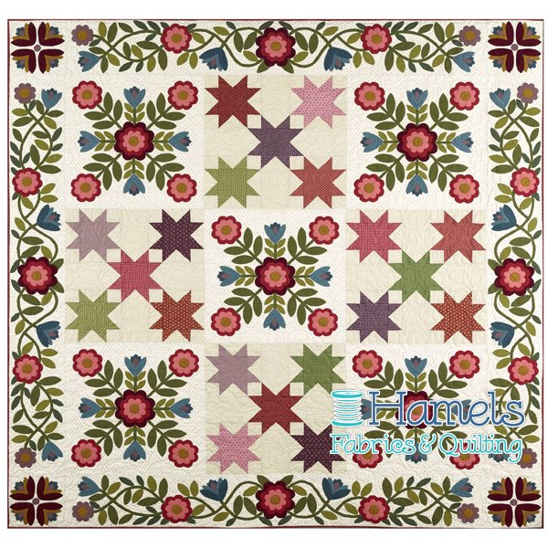 Seasons on Pomegranate Lane Block of the Month
