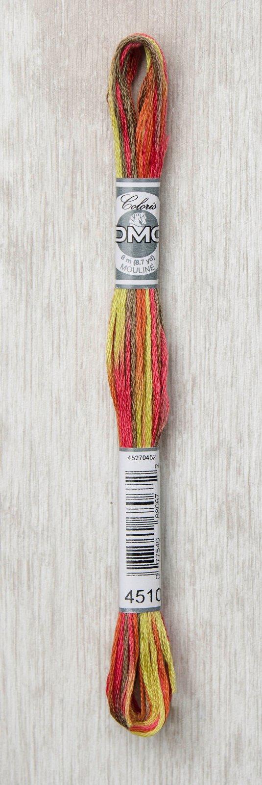 Coloris Embroidery Thread Maple