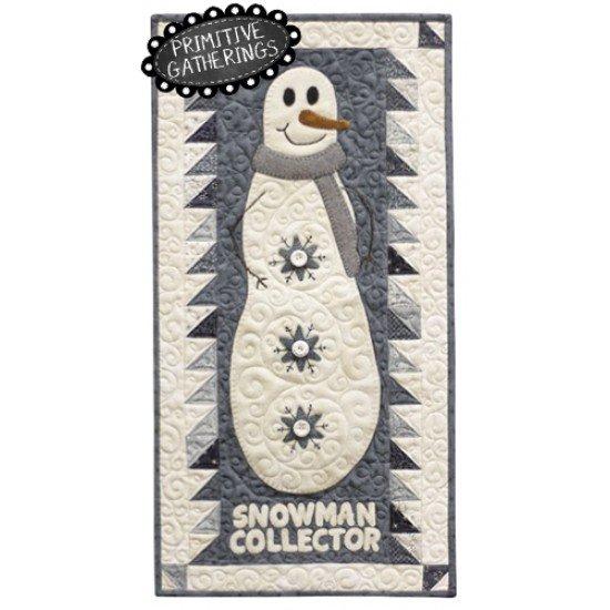 Snowman Collector Quilt Kit