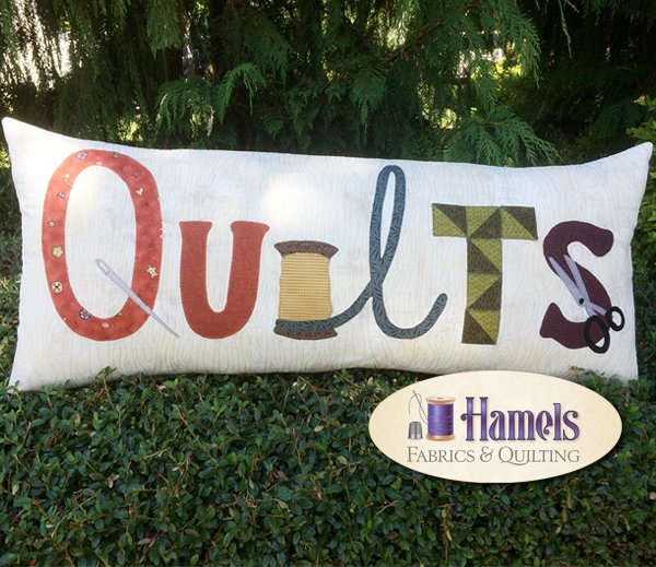 Quilts Pillow Cover Kit