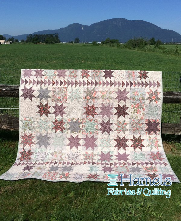 What If You Fly Quilt Kit