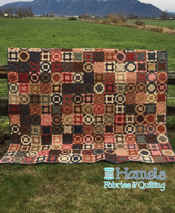 Haimish Quilt Kit