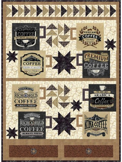 Coffee In My Cupboard - Bean Banners Kit