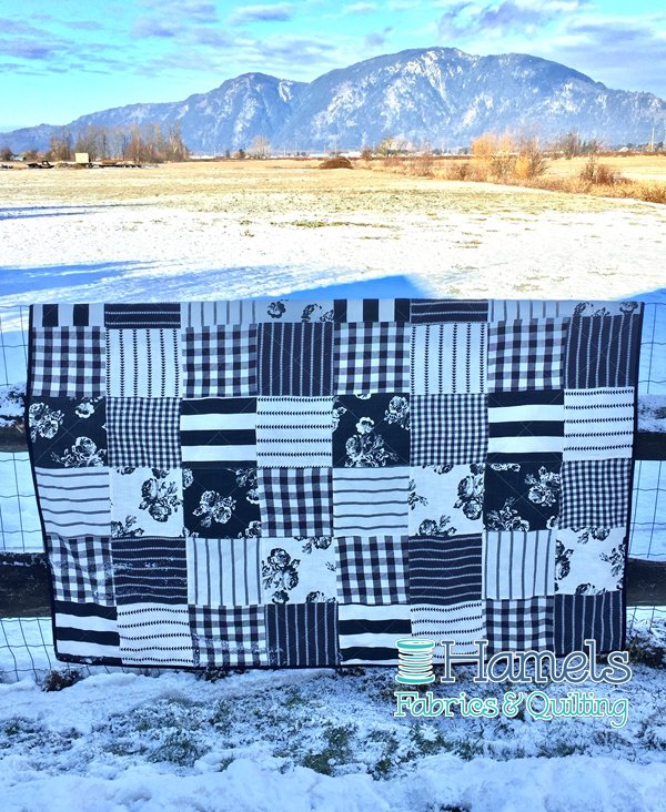 Urban Chic Throw Kit