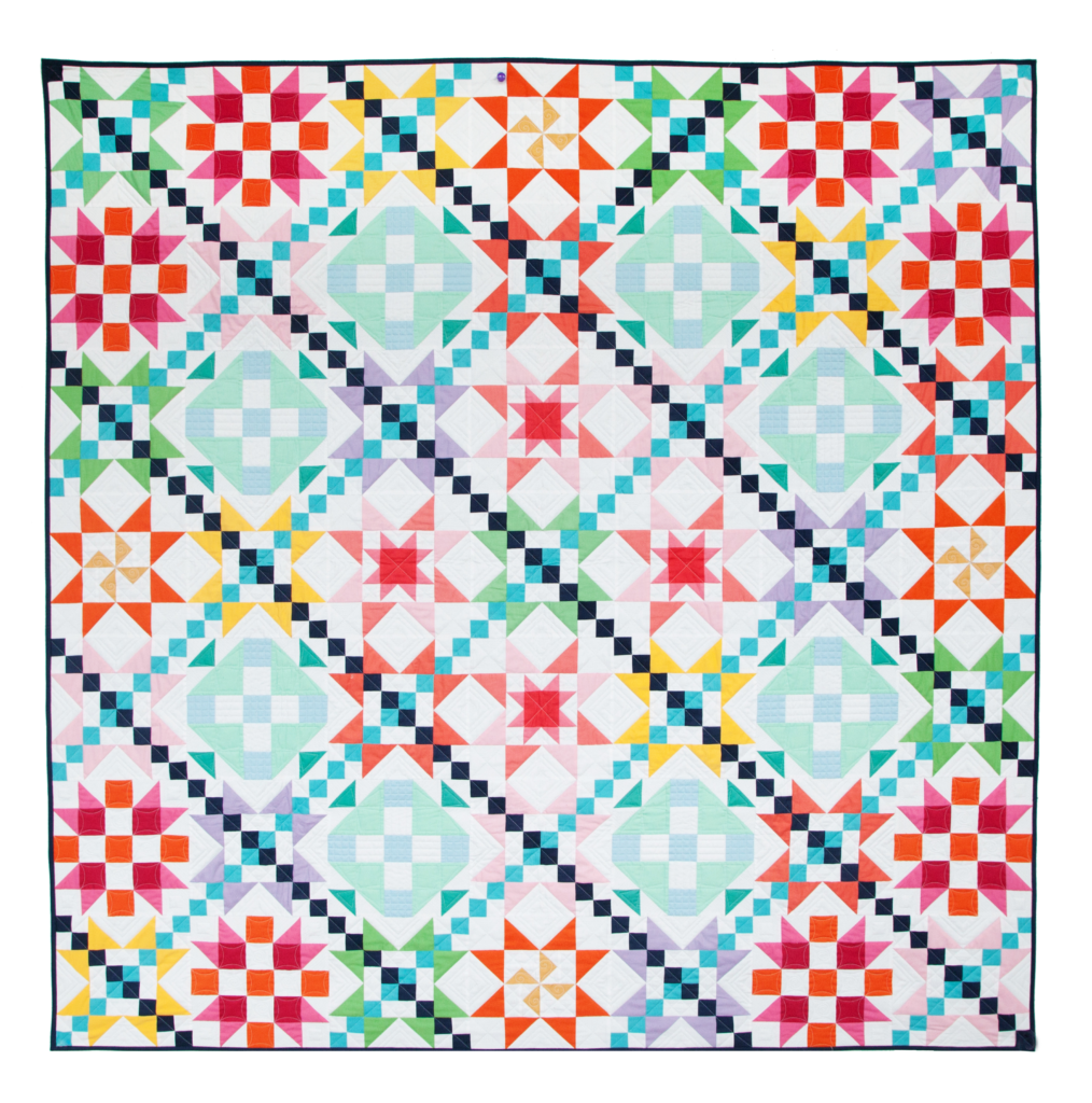 Meet the Makers Quilt Kit