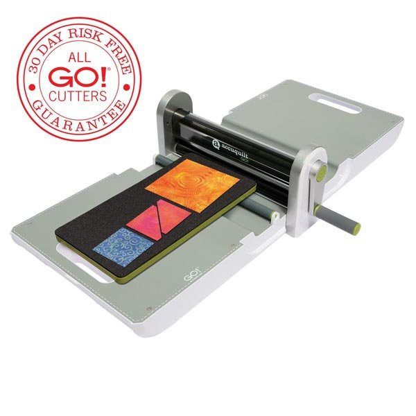 Accuquilt Savings! - Go! Fabric Cutter Starter Set
