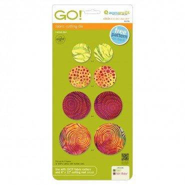 GO! Circle-1 1/2 1 3/4 2 1/4 2 1/2