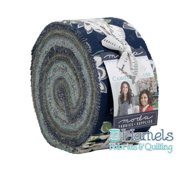 At Home - Camille's House Jelly Roll