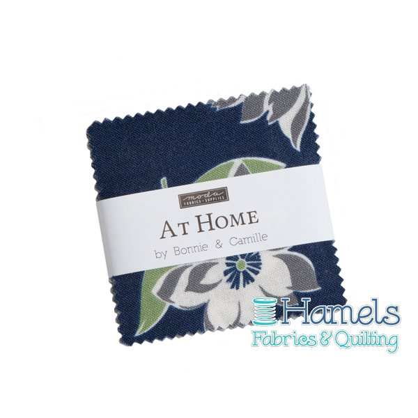 At Home - Camille's House Mini Charm Pack