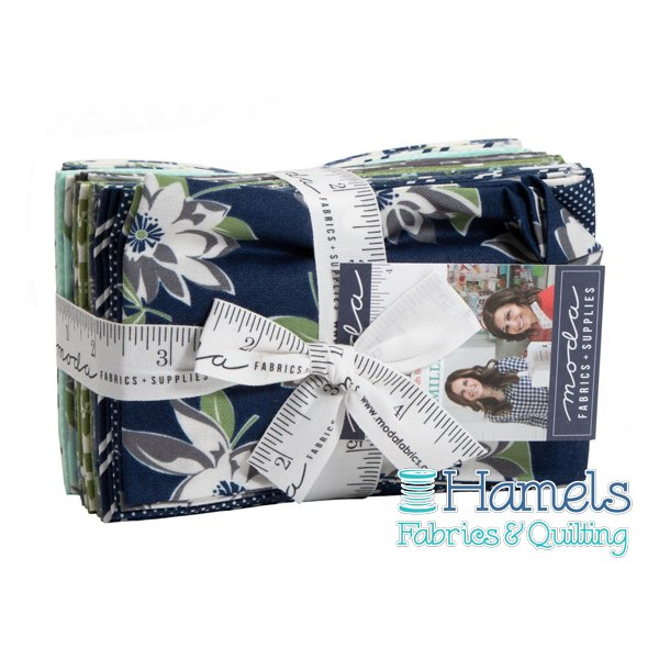 At Home - Camille's House Fat Eighth Bundle