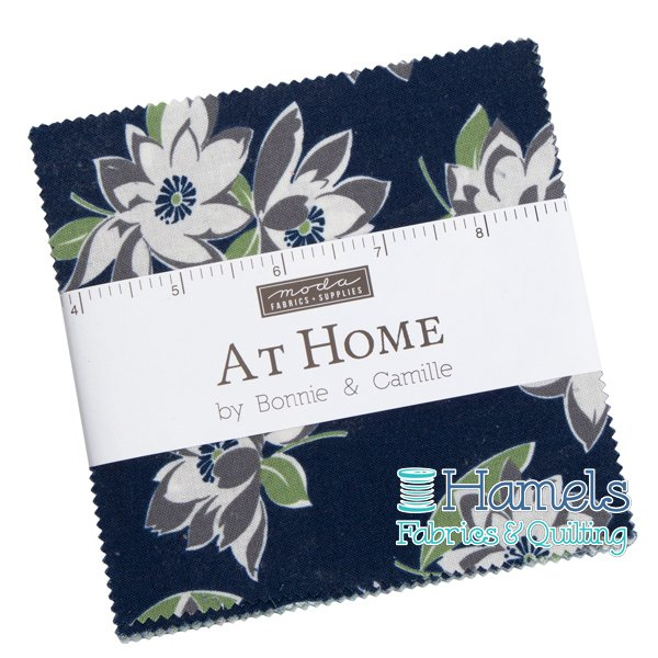 At Home - Camille's House Charm Pack