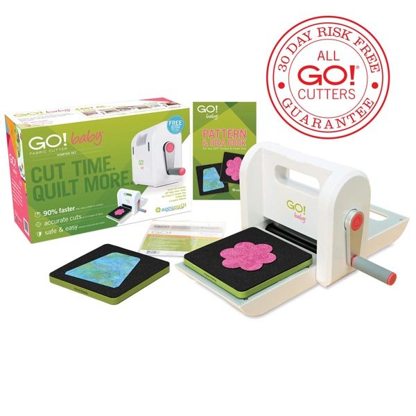 Go! Baby Fabric Cutter Starter Set - SOLD OUT