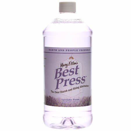 Best Press Spray Starch Lavender Fields 32oz