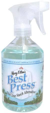 Best Press Spray Starch Caribbean Beach 16oz