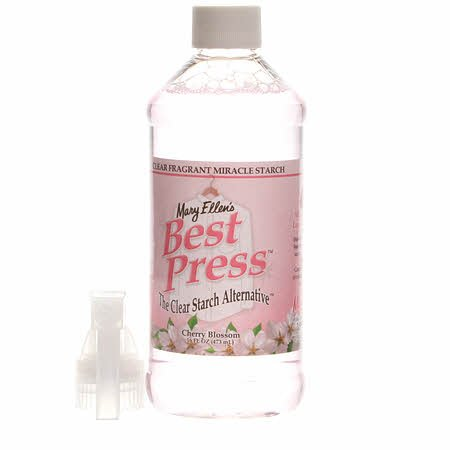 Best Press Spray Starch Cherry Blossom 16oz