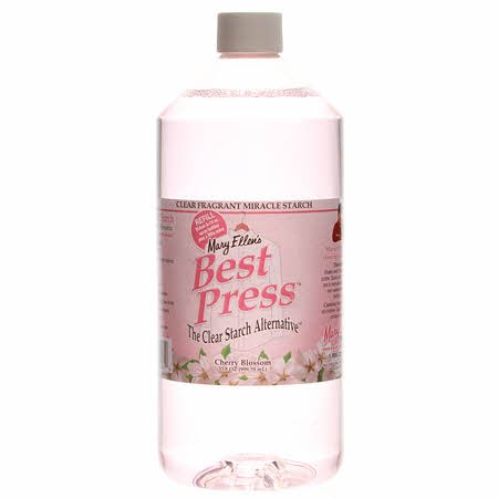 Best Press Spray Starch Cherry Blossom 32oz