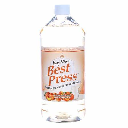 Best Press Spray Starch Peaches & Cream 32oz
