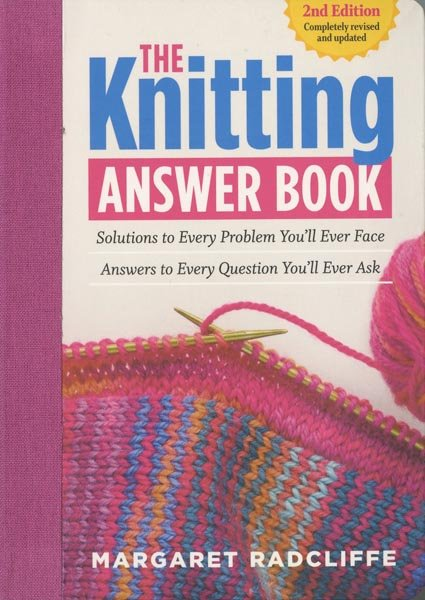 Knitting Answer Book - Softcover