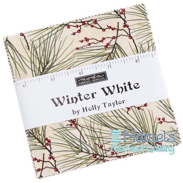 Winter White Charm Pack