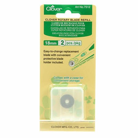 18mm Replacement Blade 2ct
