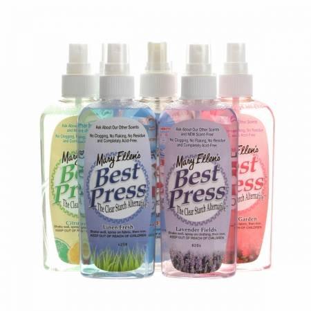 Best Press Spray Starch Cherry Blossom 6oz