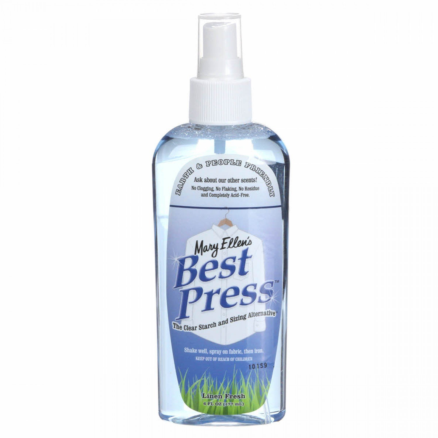 Best Press Spray Starch Linen Fresh 6oz