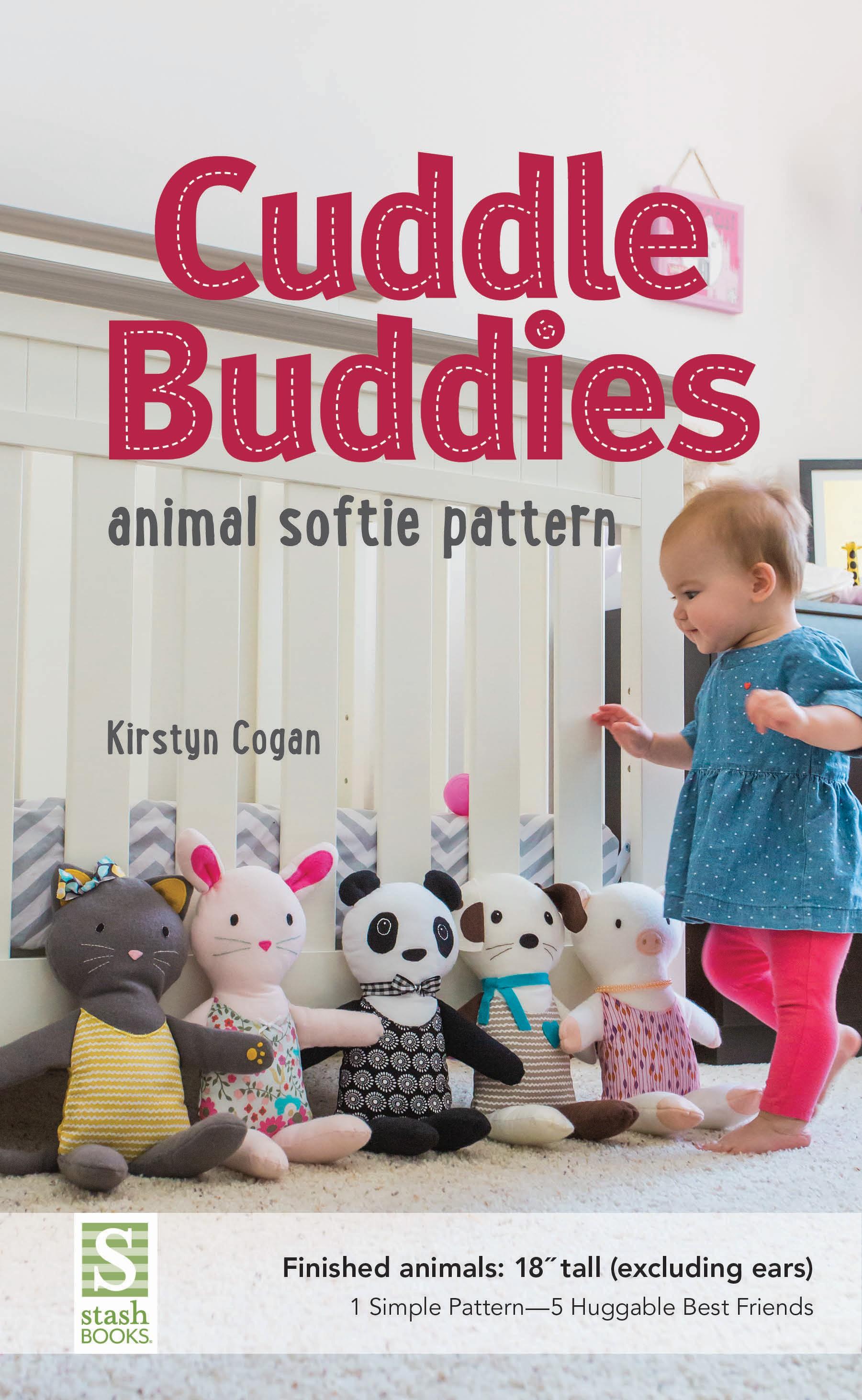 Cuddle Buddies Animal Softie