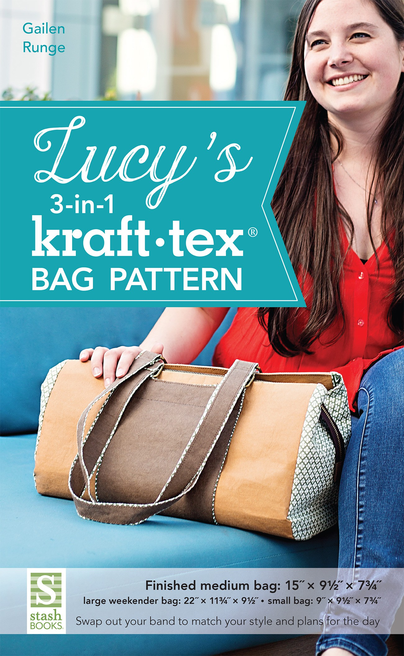 Lucy's 3-in-1 Kraft-tex Bag