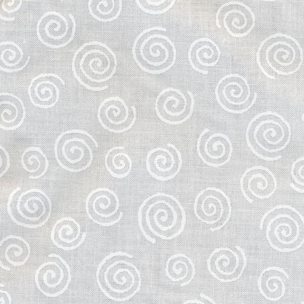 Quilt Backing Cotton 110 Wide - 8024-10 - White