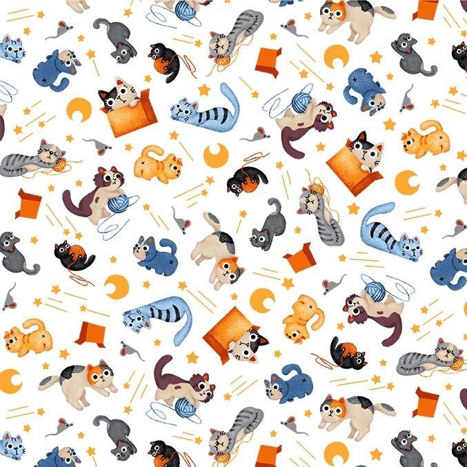 Feline Friends - Kitty Korner - 8639-11