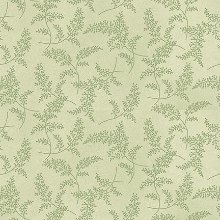 A Peaceful Garden Flannel 8692F-66