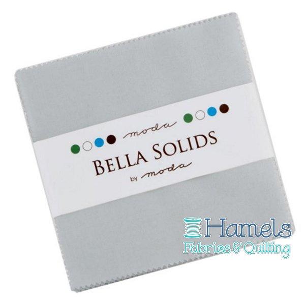 Bella Solids Zen Charm Pack by Moda