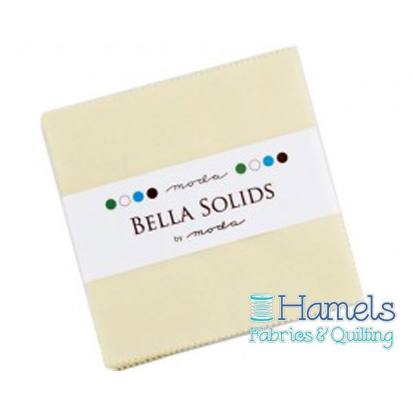 Bella Solids Fig Tree Charm Pack by Moda