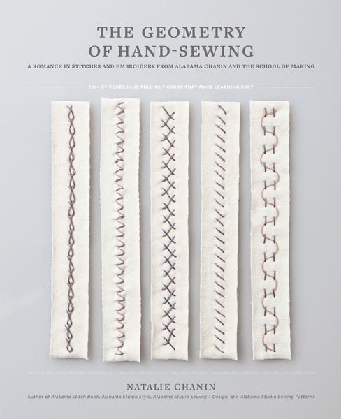 The Geometry Of Hand-Sewing: A Romance In Stitches And Embroidery