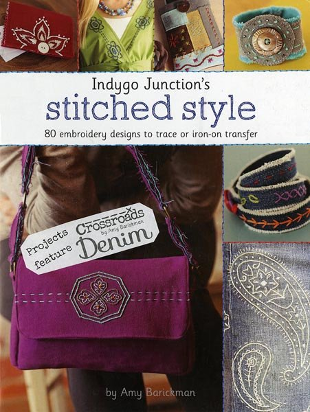 Indygo Junction's Stitched Style - Softcover