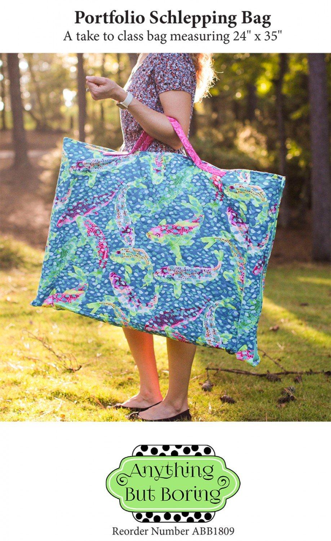 Portfolio Schlepping Bag