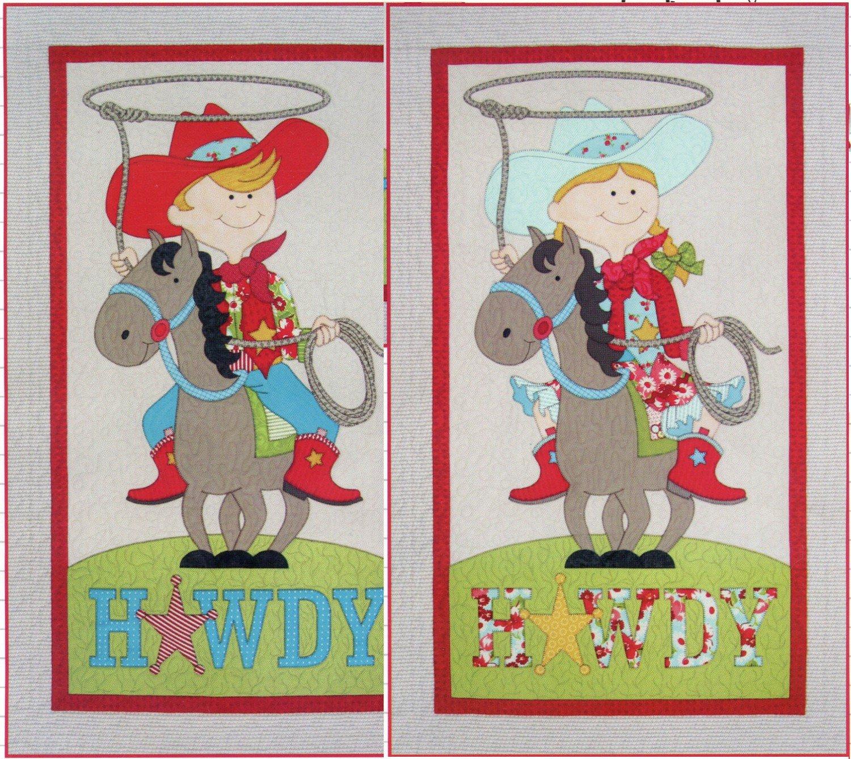 Little Cowboy & Cowgirl
