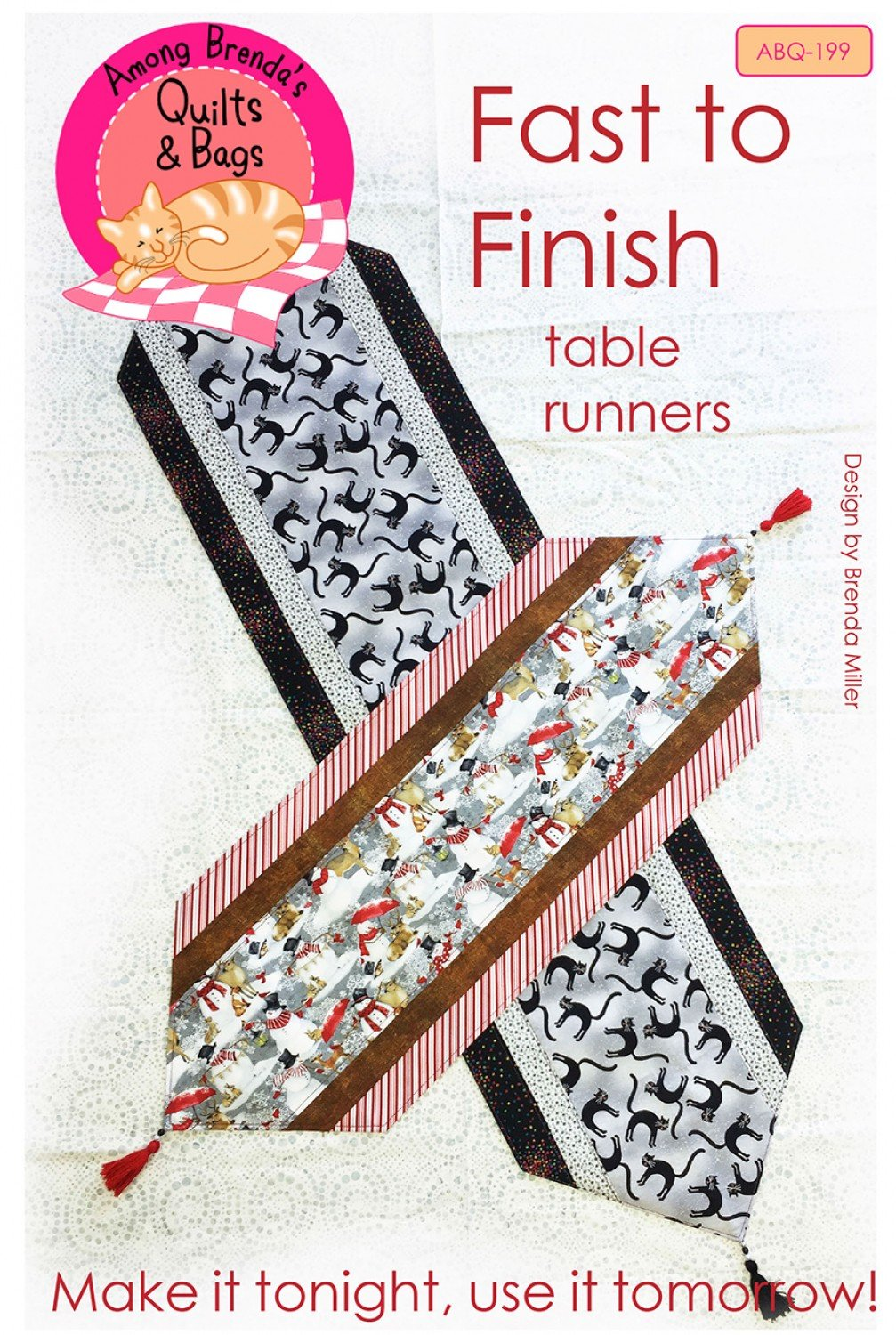 Fast To Finish Table Runners