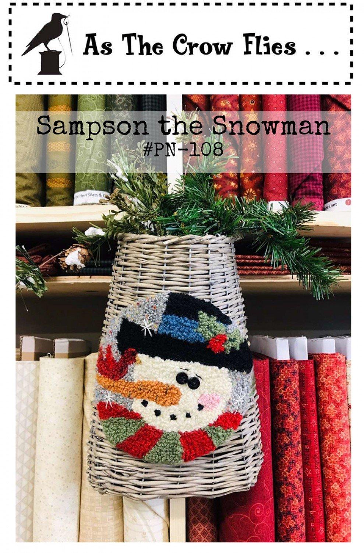 Sampson the Snowman