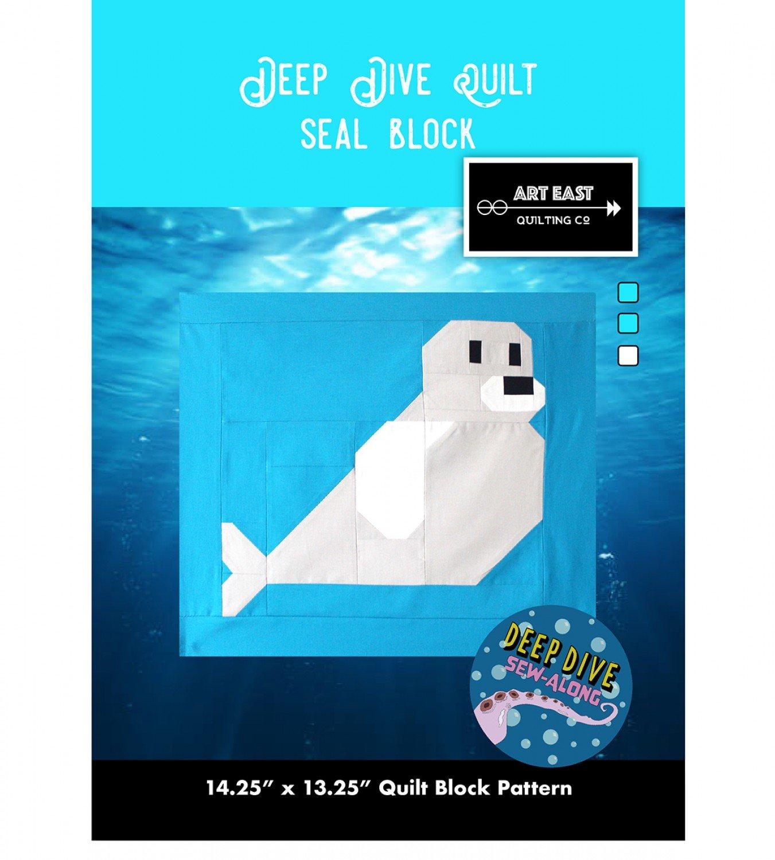 Deep Dive Quilt - Block 5 - The Seal