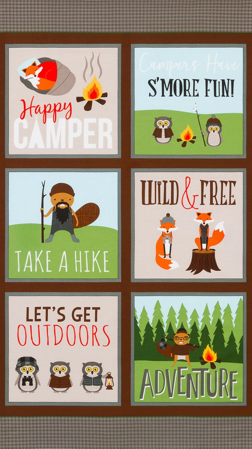 Campsite Critters - AHE-17624-169