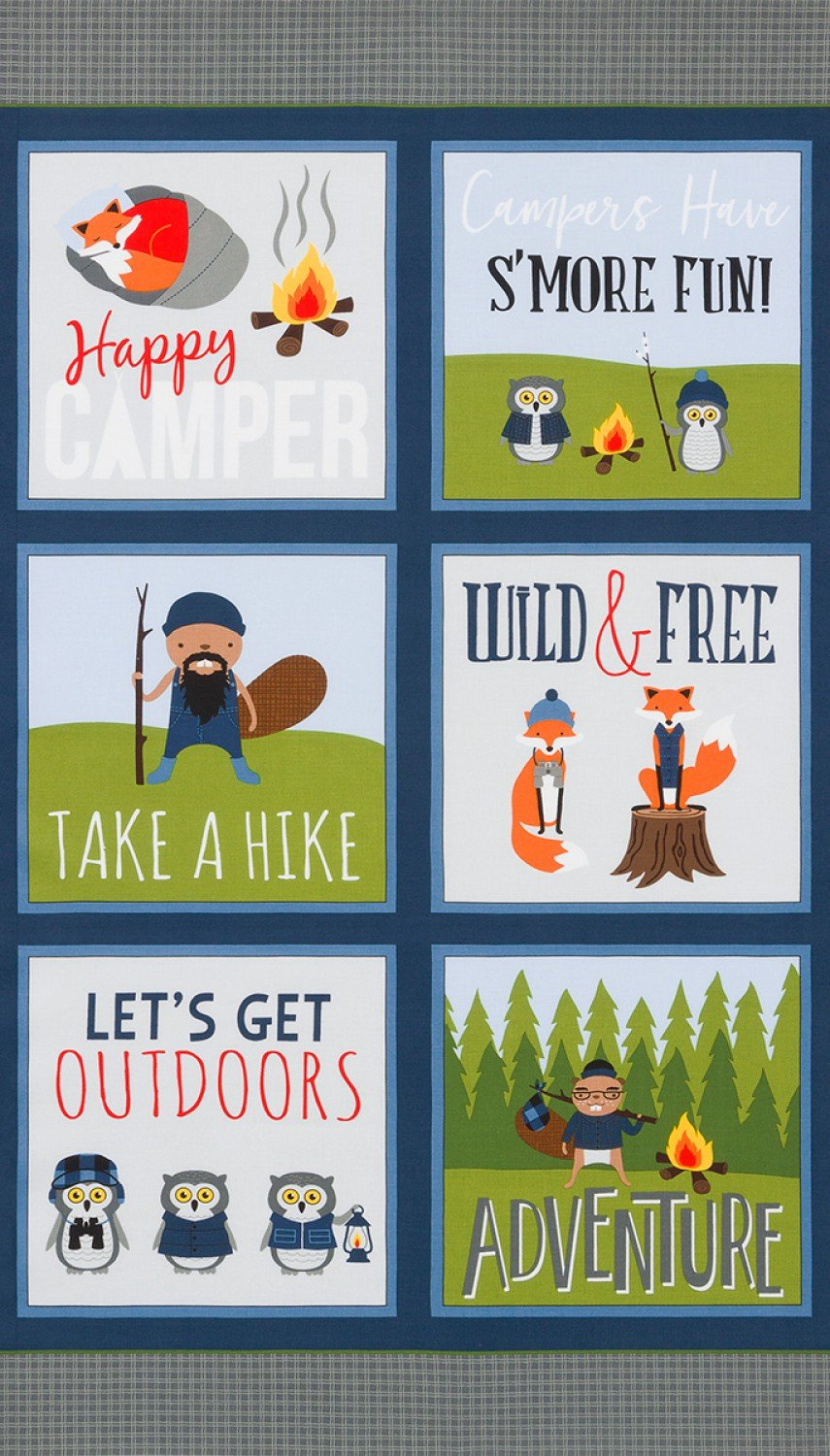 Campsite Critters - AHE-17624-73