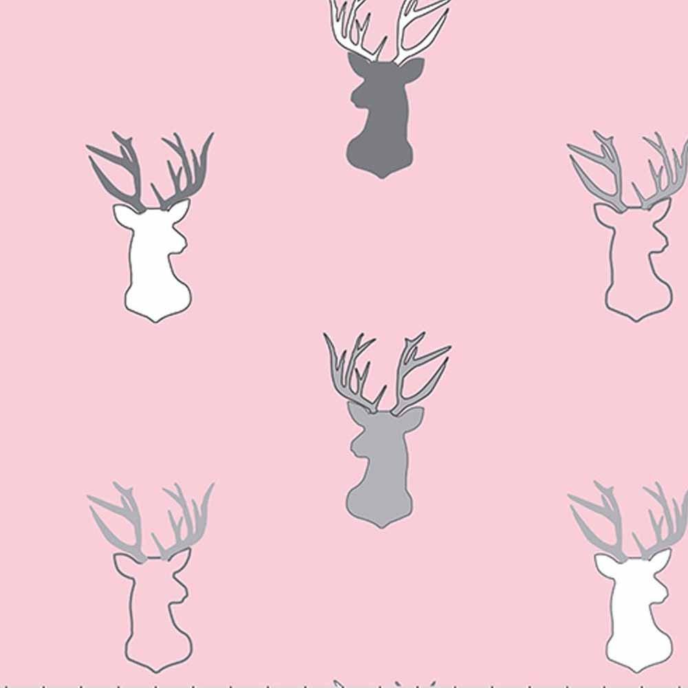 Antlers Cuddle - ANTLERS-BLUSH