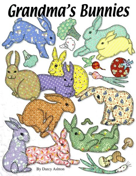 Grandma's Bunnies Revised