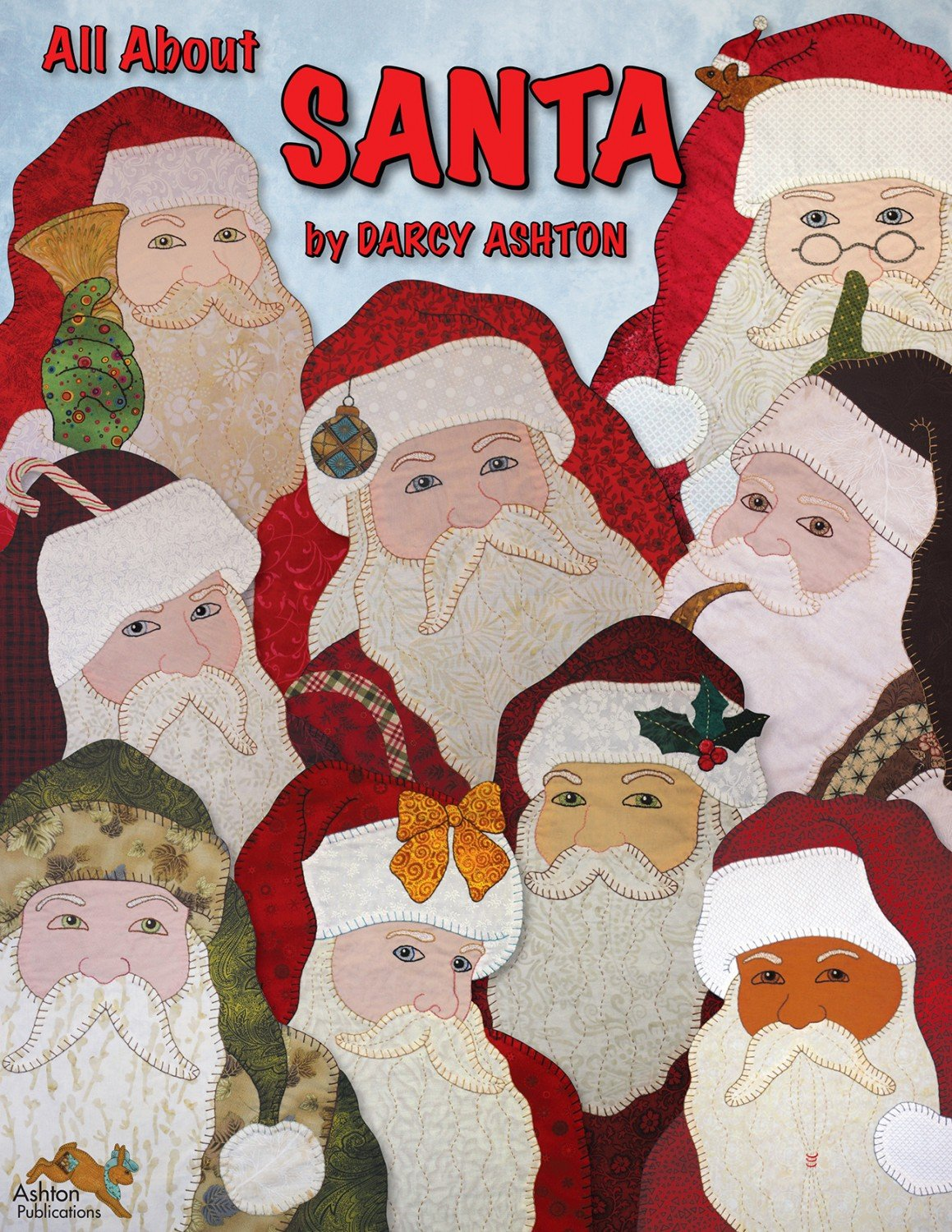 All About Santa Book